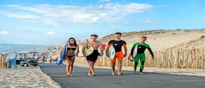 Biscarrosse : la destination de vacances parfaite pour les amateurs de sports nautiques