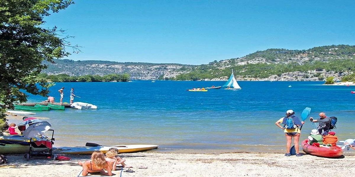 Pour joindre la tranquillité au fun, rendez-vous à Sisteron
