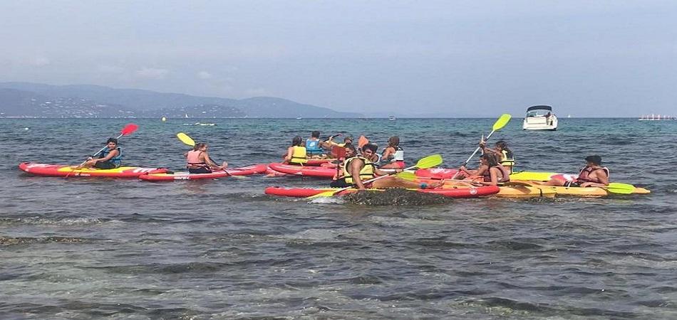 Quelles activités nautiques effectuer à Saint-Tropez ?