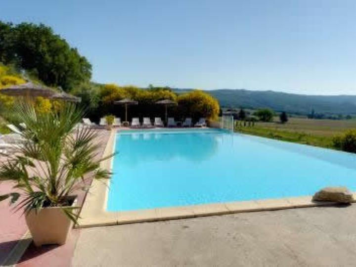 Top 3 des campings dans la Drôme provençale